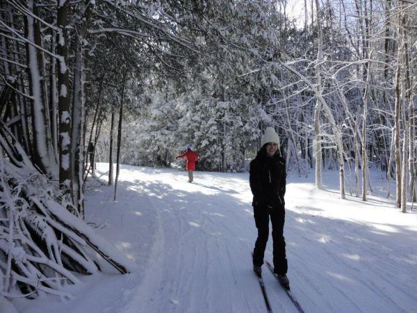 Highlands Nordic ski cross country Toronto