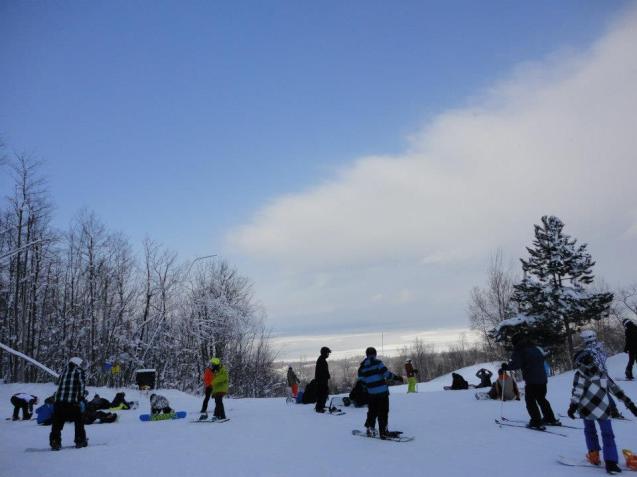 Blue Mountain Toronto ski