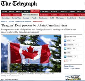 Toronto Canada immmigration expat