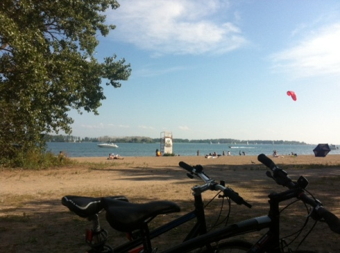 Best bike trails Toronto