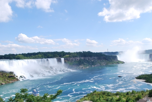 Niagara Falls, Niagara River Recreation Trail, cycle Niagara